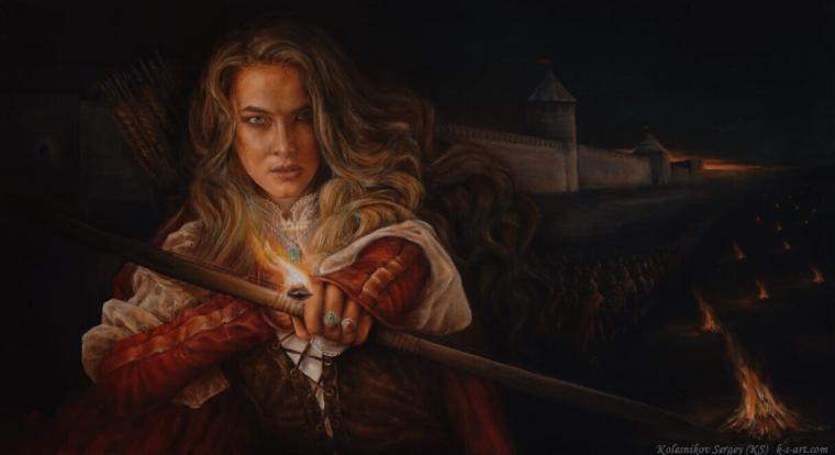 Картины для коллекции живописи