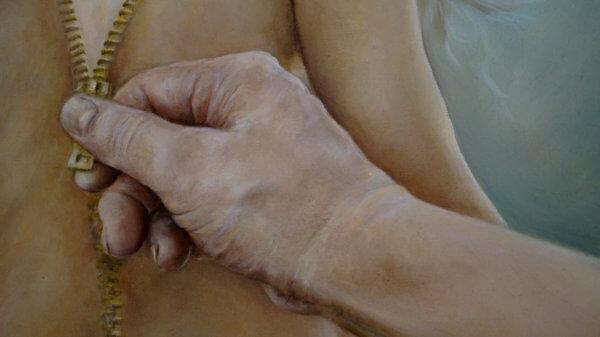 Фрагмент картины Катарсис-1