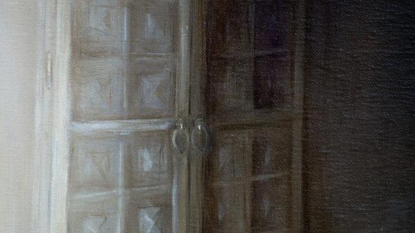Картина «Из серии — На пороге (Барзах)» Фрагмент 2