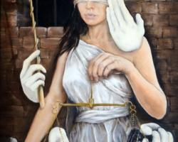 Картина «Фемида»