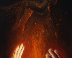 Картина «Искры»