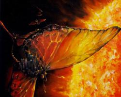 Картина «Эффект бабочки»