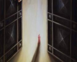 Картина «Из серии — На пороге (Ахират)»
