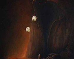 Картина «Кости»