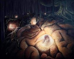 Картина «Чертоги разума»