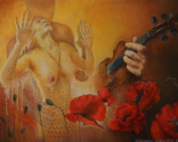 Картина «Мёд»