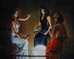 Картина «Мойры»