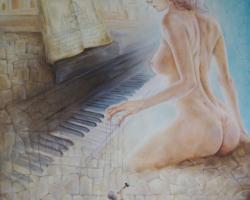 Картина «Муза»