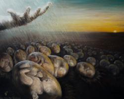 Картина «Посев»