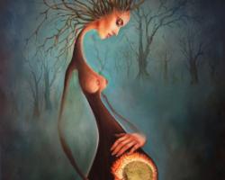 Картина «Зарождение»