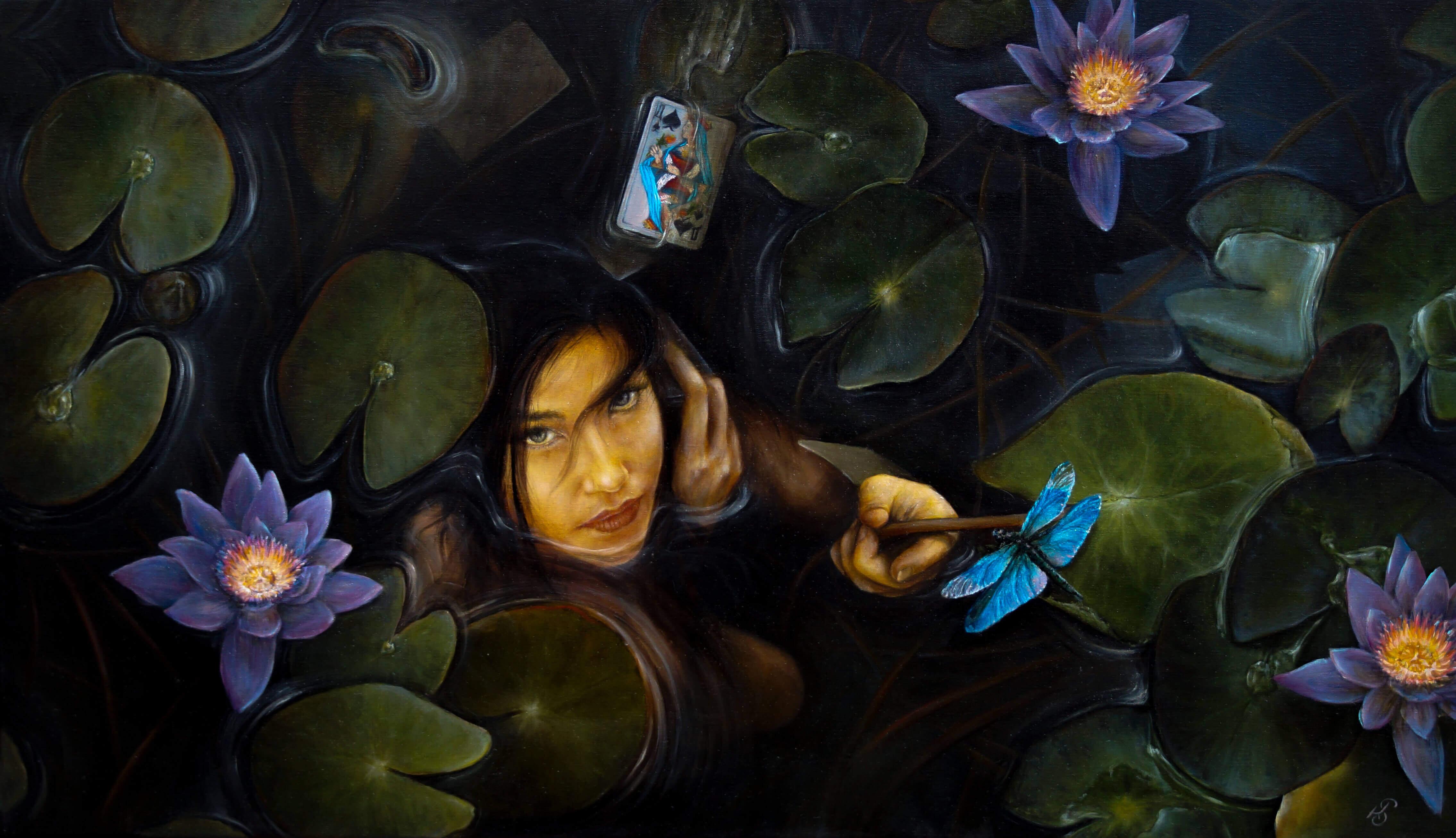 Картина «Омут»