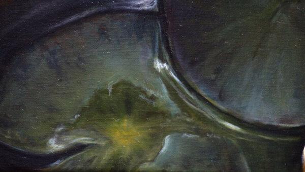 Картина «Омут» фрагмент 5