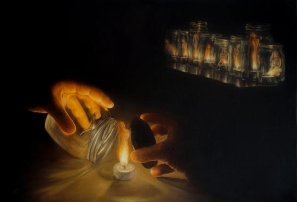 Картина - Коллекционер