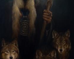 Картина «Вожак»