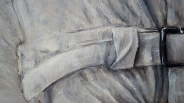 "Картина - ""Саркофаг"" фрагмент 4"