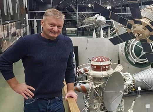 Сергей Колесников Калуга Музей космонавтики