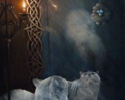 Картина «Домовой»