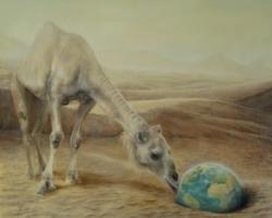 Картина «Оазис»