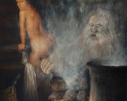 Картина «Банник»