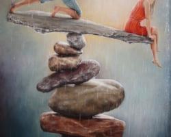 Картина «Равновесие»