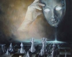 Картина «Сингулярность»