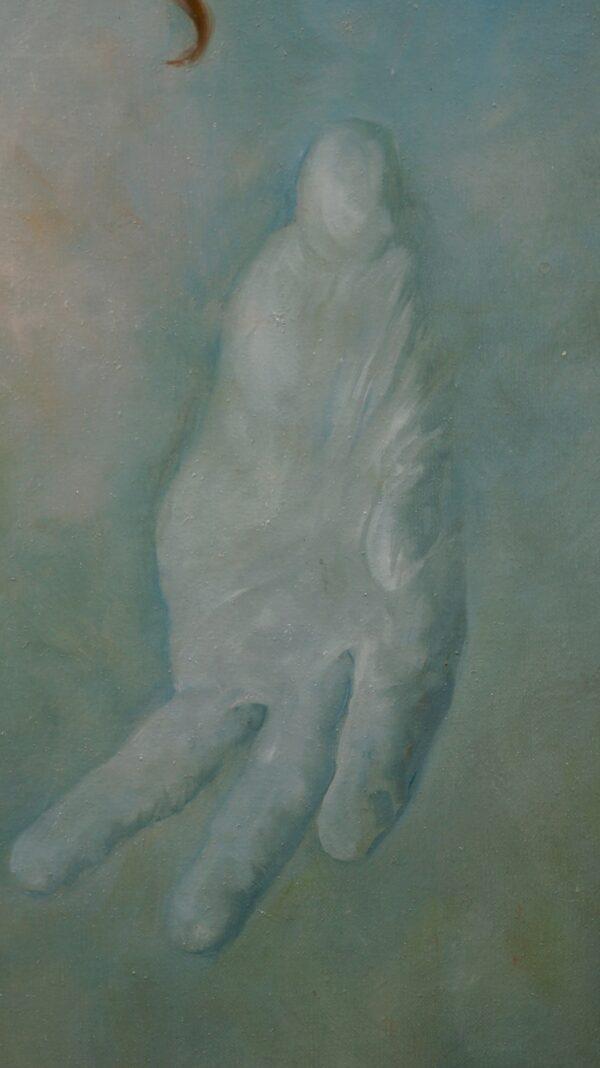 Картина «Бутон», Фрагмент 2